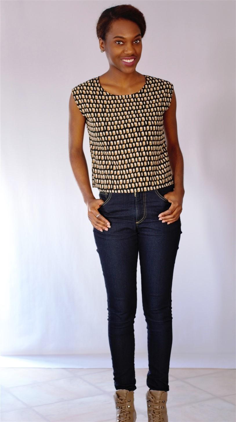Simplicity 8222 Jeans